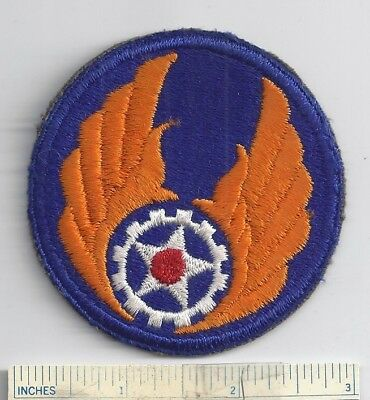 WW2 US Patch - ARMY AIR FORCE MATERIAL COMMAND USAAF - Shoulder USA U.S. WWII
