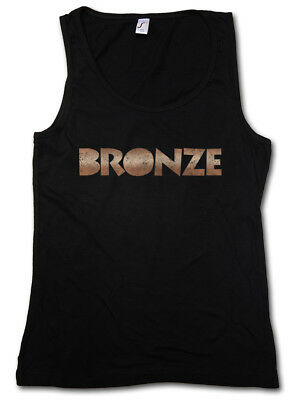 1d7967fedd0c7c BRONZE WOMEN TANK TOP The Buffy Club Symbol Sign Logo Bar Vampire slayer