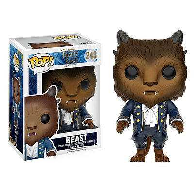 Disney Beauty and the Beast Pop! Vinyl Figure - Beast  *BRAND NEW*