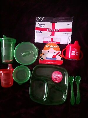 Tommee Tippee Nuby basic weaning lot/set NEW *last one!*