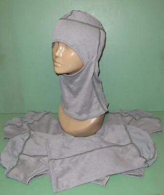 Lot of 5 US Military Issue Elite Issue Lightweight Performance Hoods FR Foliage