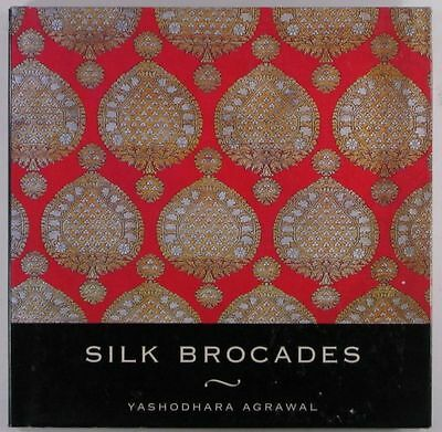 Antique Silk Brocades & Textiles + Cloth of India - Vintage Indian Silk Weavings