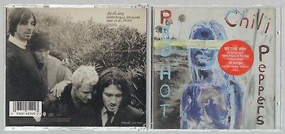 RED HOT CHILI PEPPERS By the Way 2002 CD Europe