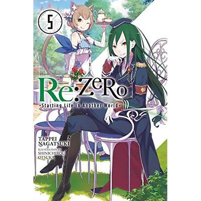 Re:ZERO -Starting Life in Another World-, Vol. 5 - Paperback NEW Nagatsuki, Tapp