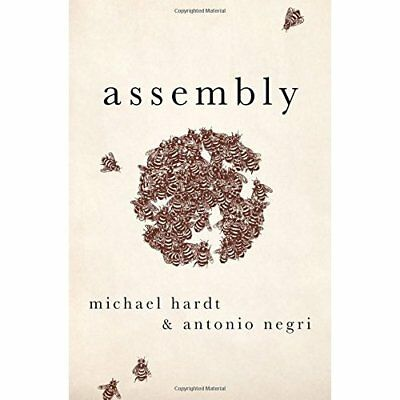 Assembly - Hardcover NEW Hardt, Michael 01/09/2017