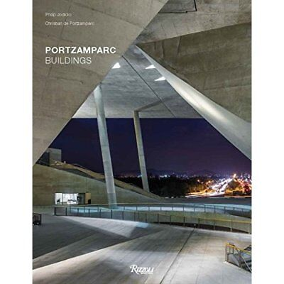 Portzamparc Buildings - Hardcover NEW Jodidio, Philip 11/07/2017
