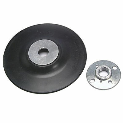 Toolzone 115Mm Sander/sanding Disc Backing Pad M14 Angle Grinder Fitting Ab151