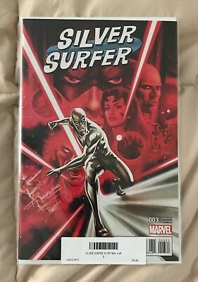 Silver Surfer #3 - Steve Epting Variant Cover Edition