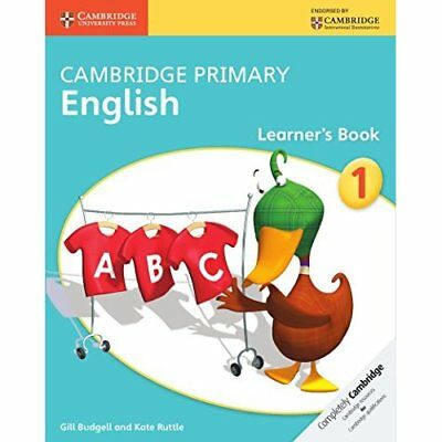 Cambridge Primary English Stage 1 Learner's Book (Cambr - Paperback NEW Gill Bud