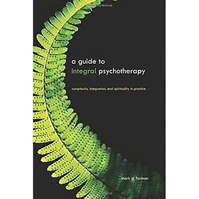 A Guide to Integral Psychotherapy - Paperback NEW Forman, Mark D. 2010-03-30