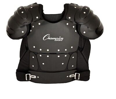 Champion Sports Umpire Chest Protector, 17""