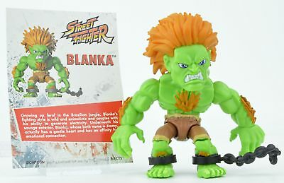 The Loyal Subjects Street Fighter Action Vinyls BLANKA Capcom Collector Edition