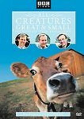 All Creatures Great & Small: Complete Series 4 Collection 3-Disc Set DVD VIDEO