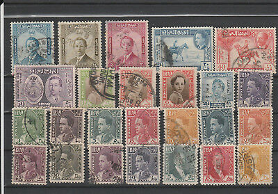 Iraq Iraq Middle East older Postage Stamps mix old Stamps mix Lot Am 5047
