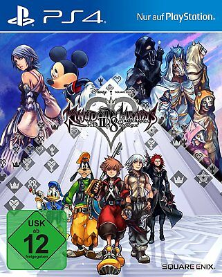 Kingdom Hearts HD 2.8-Final Chapter Prologue PS4 PLAYSTATION 4 Nuovo + Conf.