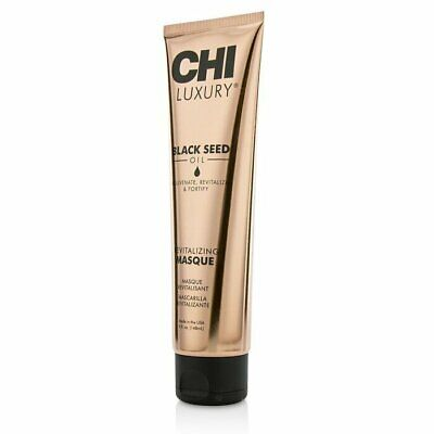 CHI Luxury Black Seed Oil Revitalizing Masque 148ml Treatments