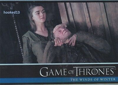Game Of Thrones: Season 6 The Winds Of Winter FOIL Parallel Card