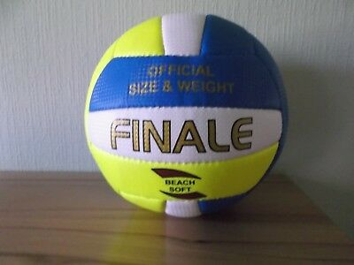 "ORIGINAL BEACH SOFT Volleyball - NEU - Sonderausgabe ""FINALE"""