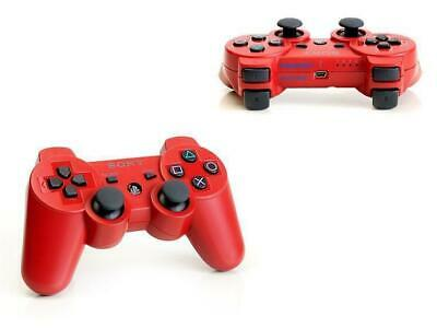 Sony PS3 Original DUALSHOCK 3 ROT - Wireless Controller Gamepad G