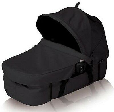 Baby Jogger City Select Black Frame Stroller Bassinet Kit Black