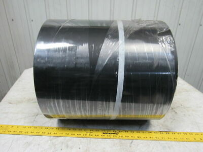"BDI BD764AS 2 Ply .082"" Smooth Top Black Nylon Backed Conveyor Belt 18"" X 215'"