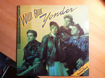 "12"" LP Xian - Wild Blue Yonder - Frontline (12 Songs) Mint-"