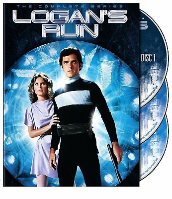 Logan's Run: The Complete Series DVD Set BRAND NEW Free Shipping
