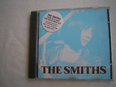 THE SMITHS There Is A Light That Never Goes Out CD single (CD1) UK 1992 nm/ex+