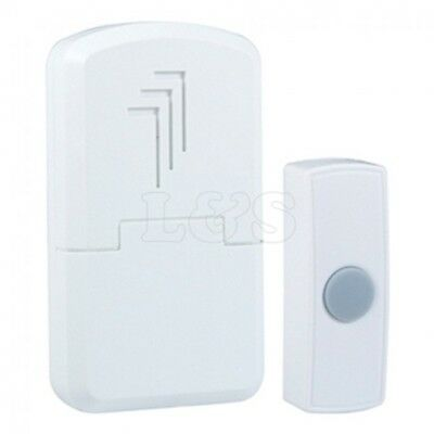 DB301 Portable Wireless Door Chime Kit 30m by Byron - DB301