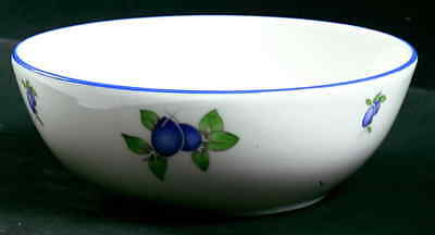 Royal Doulton BLUEBERRY All Purpose Cereal Bowl 2647656