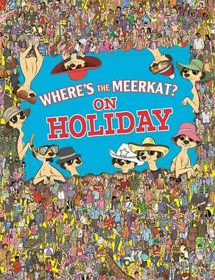Where's The Meerkat? On Holiday, Paul Moran, Excellent