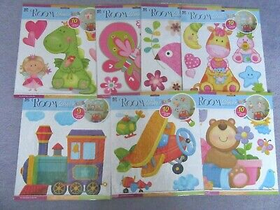 Childrens Wall Stickers Removable