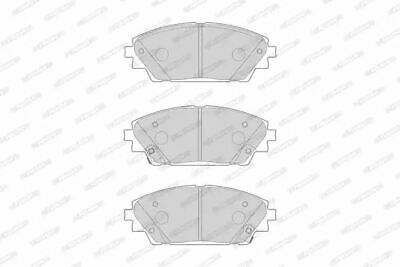 Ferodo FDB4446 Front Axle Premier Car Brake Pad Set