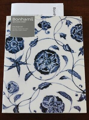 Bonhams London, Fine Asian Art, 10 November 2003
