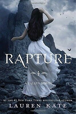 Rapture (Fallen) Hardcover by Lauren Kate