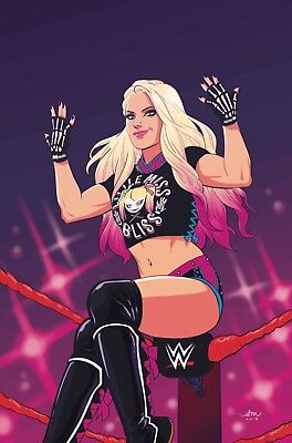 WWE #14 Friendly Neighborhood Alexa Bliss Exclusive Goddess