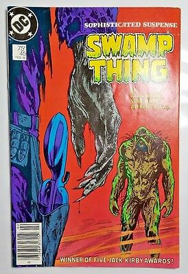 Swamp Thing #45 (Feb 1986, DC) Very Good Free USA Shipping