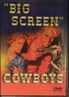 2 Westerns RAGE at DAWN (1955)Randolph Scott Forrest Tucker ONE-EYED JACKS(1961)