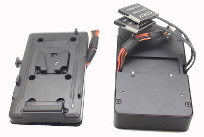 """Pro CFast2.0 to SSD CFAST To 2.5"""" Sata3 4T SSD + V Mount Battery Plate URSA"""