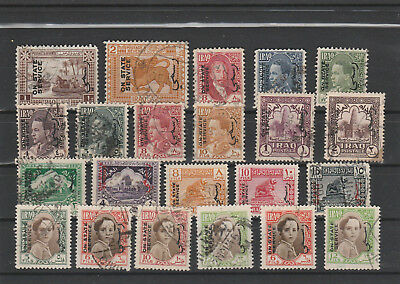Iraq Iraq Middle East older Postage Stamps mix old Stamps mix Lot Am 5165