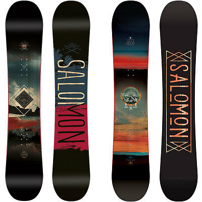 Salomon Pulse Men's Snowboards all Mountain Boards Beginners 2018 New