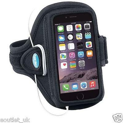 "Tune Belt AB86.1 Sport Running Exercise Armband For iPhone 8/7/66s (4.7"") NEW"