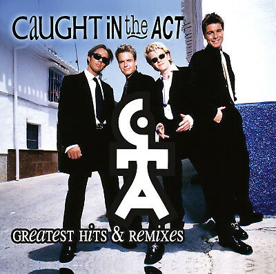 CD Cita Caught in The Act Greatest Hits and Remixes 2CDs