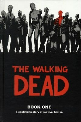 The Walking Dead Book 1: Bk. 1 (Walking Dead (12 Stories)) (Hardc. 9781582406190