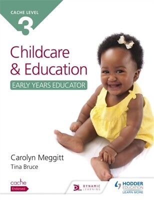 CACHE Level 3 Child Care and Education (Early Years Educator) (Pa. 9781471843167