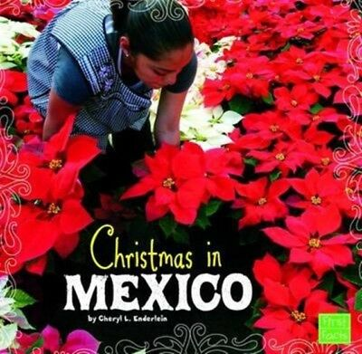 CHRISTMAS IN MEXICO, Enderlein, Cheryl L., 9781474725712