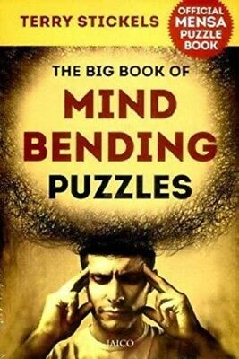 The Big Book of Mind-Bending Puzzles (Paperback), Stickels, Terry...