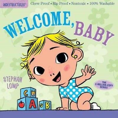 WELCOME BABY, Pixton, Amy, Lomp, Stephan, 9781523501236