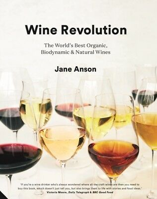 New World Of Crafted Wine, Anson, Jane, 9781911127291