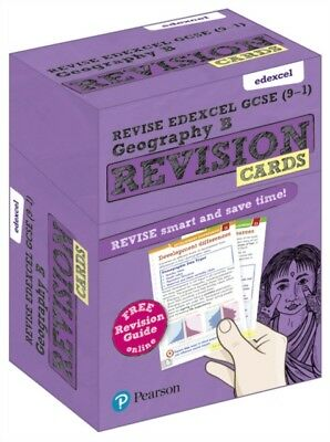 Revision Cards, Bircher, Rob, 9781292182414